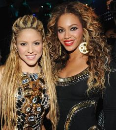 Shakira & Beyonce