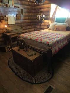 Guest bedroom Love the simplicity and authenticity oh home.
