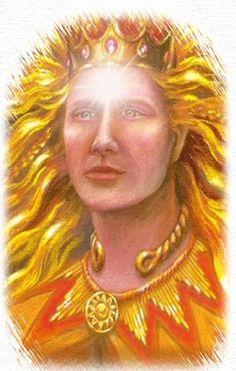 """Belenus or Belenos - a """"Sun God"""" in Celtic mythology Belenus and Belenos means…"""