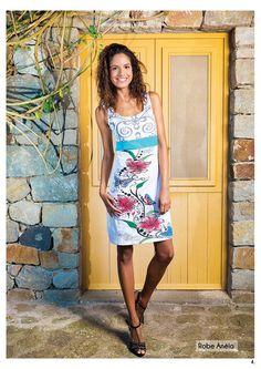 Robe Anéla,  Coton Du Monde   Collection Printemps/Eté 2016 Lily Pulitzer, Dresses, Fashion, Spring Summer 2016, Hobo Chic, Ethnic, Boutique Online Shopping, Woman Clothing, Dress Ideas