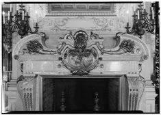 Pictures 5 The Breakers (Cornelius Vanderbilt House), Newport Rhode Island Newport County, Newport Rhode Island, The Breakers Newport, Vanderbilt Houses, Cornelius Vanderbilt, Brown House, Detail, Gilded Age