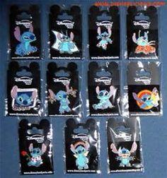 Stitch pins