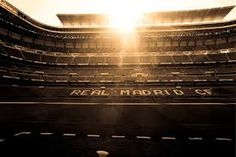 Image result for santiago bernabeu at night