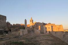 Cru com Pinta @ Castelo de Juromenha. Portugal / Alentejo.