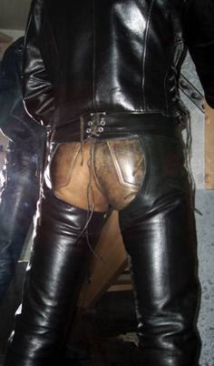 Leather Dad : Photo