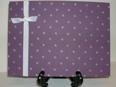Index Card for Polka Dot by galleryindex - Cards and Paper Crafts at Splitcoaststampers