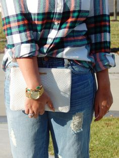 Must-Have: Plaid Shirt