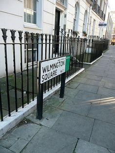 Wilmington Square WC1 (London Borough Of Islington)