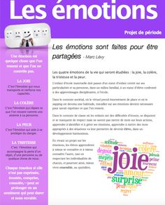 Bonjour, voici ma première contribution à la section MS/GS. Je me présente… Brain Gym, Emotion, Les Sentiments, Ms Gs, Art Therapy, Early Childhood, Montessori, Preschool, Teaching