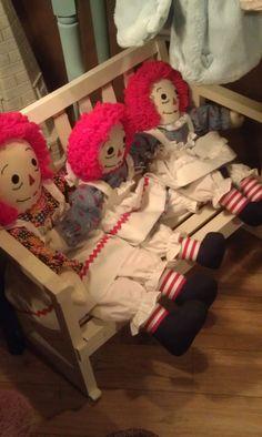 Raggy Ann Dolls