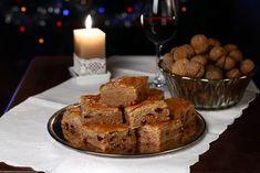 Česnica – cesnița – prăjitura tradițională a Crăciunului Sârbesc – cu foi de casă (video) No Cook Desserts, French Toast, Pie, Cooking, Breakfast, Sweet, Food, Kitchen, Dress