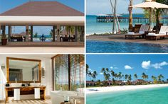 The Residence Zanzibar is a Luxurious resort right here in Africa!