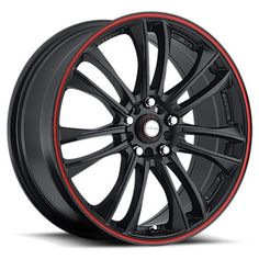 SPECIALS BLOWOUT NINJA NJ10 MATTE BLACK Matte Black/Red Stripe