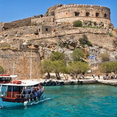 The-famous-Spinalonga-island