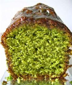 Cake léger au thé vert Matcha