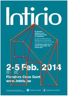 Intirio in Gent gaat bijna beginnen!