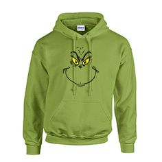 Hey, I found this really awesome Etsy listing at https://www.etsy.com/listing/252356610/grinch-hoodie-sweatshirt-holiday
