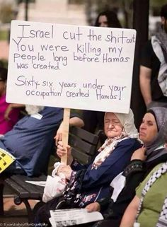 Israel was killing Palestinians long before Hamas was created (in 1987). 67 years of military occupation led to Hamas pic.twitter.com/vtutdOF6T4
