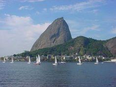 Beach Botafogo Bay