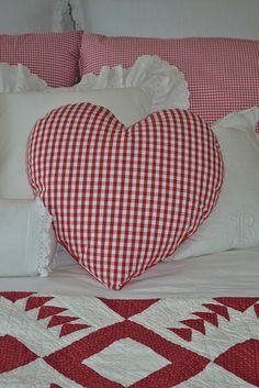 quilt & gingham check