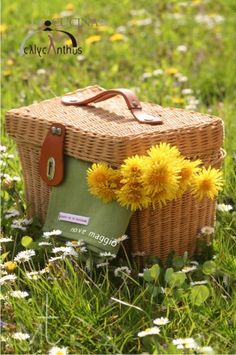 Picnic Box, Picnic Time, Summer Picnic, Picnic Baskets, Dandelion Yellow, Dandelion Wish, Yellow Cottage, Rose Cottage, Spring Activities