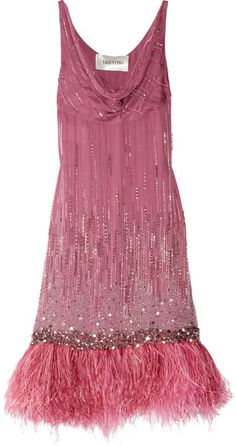 Valentino Silk Chiffon gown