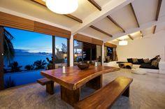 Inspiring Modern Home Design Using Polished Concrete Floor 3