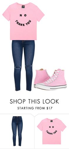 """""""Untitled #322"""" by thenerdyfairy on Polyvore featuring Converse"""