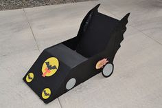 Nifty Thrifty & Thriving: Cardboard Box Cars