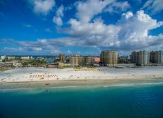Take advantage of Sandpearl Resort's amenities in one day spent entirely on property, then, explore all Clearwater Beach has to offer in town the next day. Sands Resort, Clearwater Beach, Day Off, Trip Advisor, New York Skyline, Ocean, Explore, Summer, Travel