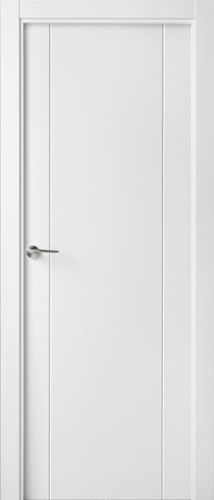 PUERTA MOSCÚ Mdf Doors, Wooden Doors, Windows And Doors, Modern Entry, Modern Door, Classic Doors, Door Design Interior, Interior Minimalista, White Doors