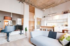 #Historic #Gastown loft on Beatty st in #Vancouver. #realestate