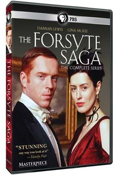 John Galsworthy's nine novels created the inimitable Forsyte  family, exploring their triumphs and tragedies over four  tumultuous decades. First filmed in the 1960s, the books  came to life again in these two sweeping miniseries in 2002  and 2003, featuring  Damian Lewis as Soames Forsyte and Gina McKee as Irene, plus  an excellent supporting cast: Rupert Graves, Ioan Gruffuld,  Corin Redgrave, Emma Griffiths Malin, and Lee Williams.