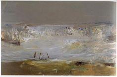 """""""Flood Tide"""" by Joan Eardley, 1962"""