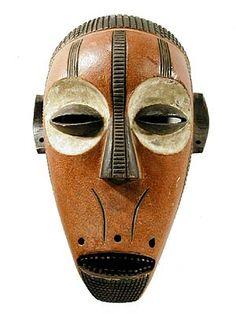 MBAKA (NGBAKA) MASK 13