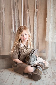 Easter mini   Jessica Paxson Photography  Lace & Ribbon backdrop