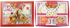 An interesting essay about Chinese new year snacks and dishes. Shop them online from Asiamarket.ie, the largest oriental grocery in Dublin, Ireland. Or visit the store in Drury Street, Dublin 2, or the cash and carry at Dublin 12.