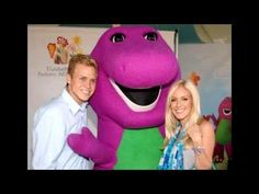 Barney Party Characters Call to book 818-473-0525 Barney look a like Birthday Character
