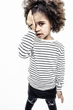 quirky collective #98  stripy top:popupshop| leggings:mini & maximus  © quirky collective