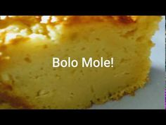 Bolo Mole fácil e rápido! ( Bolo pega marido) - YouTube Low Carb, Make It Yourself, Baking, Videos, Disney, Desserts, Food, Cake Recipes, Desert Recipes