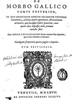 De morbo Gallico: tomus posterior... - Alexander Trallianus, Bartolomeo Montagnana, Bartolomeo Rinio, Bernardino Tomitano, Francesco Frigime...