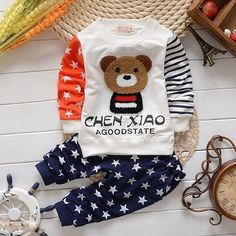 #cartoon #paw #design  #bear #boy #babyboy #son #handsome #suit #outfit #me #mommy #daddy #shopping ~~~~Pls like and share at brand4outlet.com ,❤⭐ new upload ------> https://goo.gl/bUbahd .. #fashionclothesoutlet #бренд #детскаяодежда #оптом #wholesale #fashion #ملابس_اطفال #موسم_الشتاء #الجملة #cute  #love #like4like #tagsforlike #friends #followme #kids #fashion  jfqpp size 1-4yrs