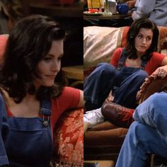 26 Super ideas for style monica geller Estilo Rachel Green, Rachel Green Outfits, Socks Outfit, 90s Outfit, Fashion Tv, Fashion Outfits, Grunge Fashion, Monica Friends, Monica Gellar