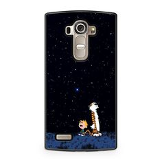 Calvin and Hobbes Outer Space Stars LG G4 case – Case Persona