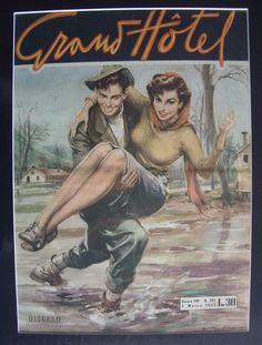 Disgelo- Cover di Grand Hotel