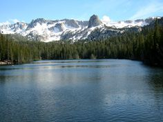 Lake Mary, Mammoth Lakes, Calif.
