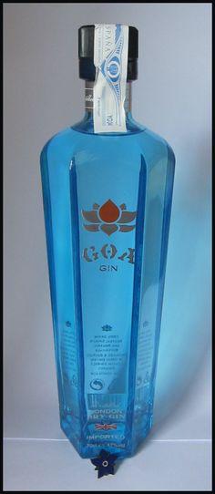 GoaGin Gin Bottles, Vodka Bottle, Perfume Bottles, Gin Selection, Gin Brands, Alcoholic Drinks, Cocktails, Gin Bar, Gin Lovers