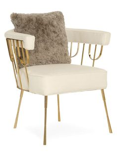 Hollywood Glam Accent Chair by Caracole at Gilt