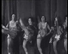 New party member! Tags: dance party show dance party dance off europeana let's dance can can beeld & geluid sound & vision dance show the miss walker girls en de groot's orkest
