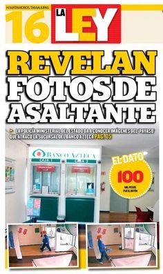 Los espectáculos desde la nota roja | A Banco Azteca se los cargo el payaso, asaltante disfrazado roba $100mil